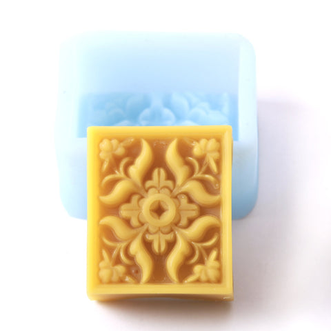 Classic Square Silicone Mould