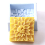Dahlia Flower Silicone Mould