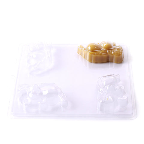 Devil Mouse Mould (4 Cavity)