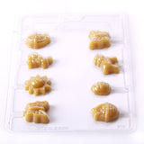 Easter Lollies (B) PVC Mould (8 cavity)