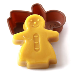 Gingerbread Woman Silicone Mould
