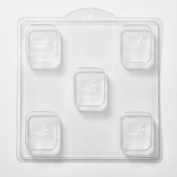 Hemp Soap Mould Tray (5 Cavity)