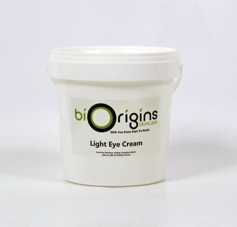 Light Eye Cream - Botanical Skincare Base