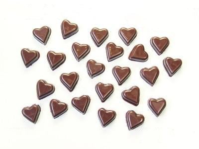 Little Hearts PVC Mould (24 Cavity)