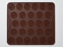 Macaroons Non Stick Baking Mat Silicone Mould (27 Cavity)