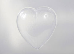 Micro Heart PVC Mould (8 Cavity)