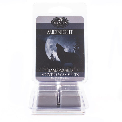 Midnight | Scented Wax Melt Clamshell