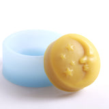 Moon & Stars Silicone Mould