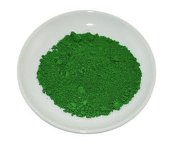 Green Chrome Oxide Mineral Powder