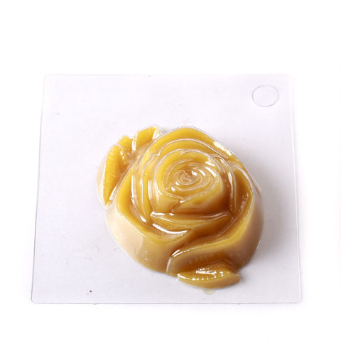 Rose with Foliage PVC Mould (4 Cavity)