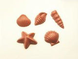 Shells (5 Designs) PVC Mould (11 Cavity)