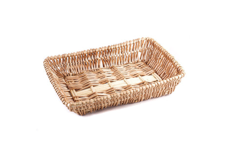 Wicker Willow Tray Small