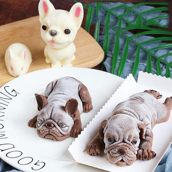 3D Mousse  Pudding Mold(BUY 3 FREE SHIPPING)