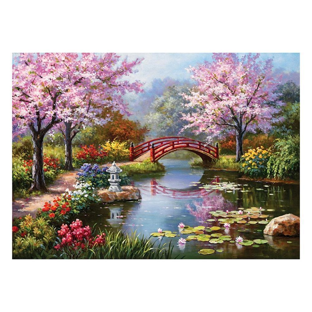 Scenery Full Drill DIY DIY Diamond Painting