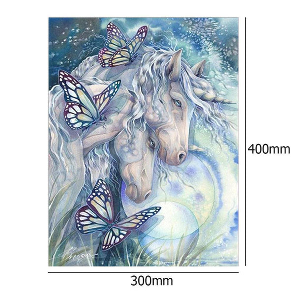 Horse - DIY Full Drill Diamond Painting