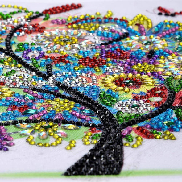 Special Shaped Colorful Tree Special Shapeds