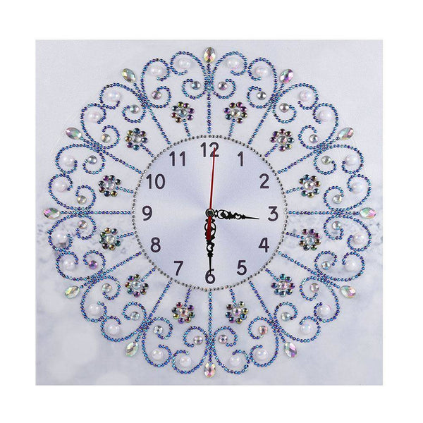 Special Shaped White Flower Art Special Shapeds