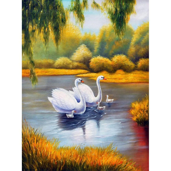Animal DIY Full Drill Diamond Painting