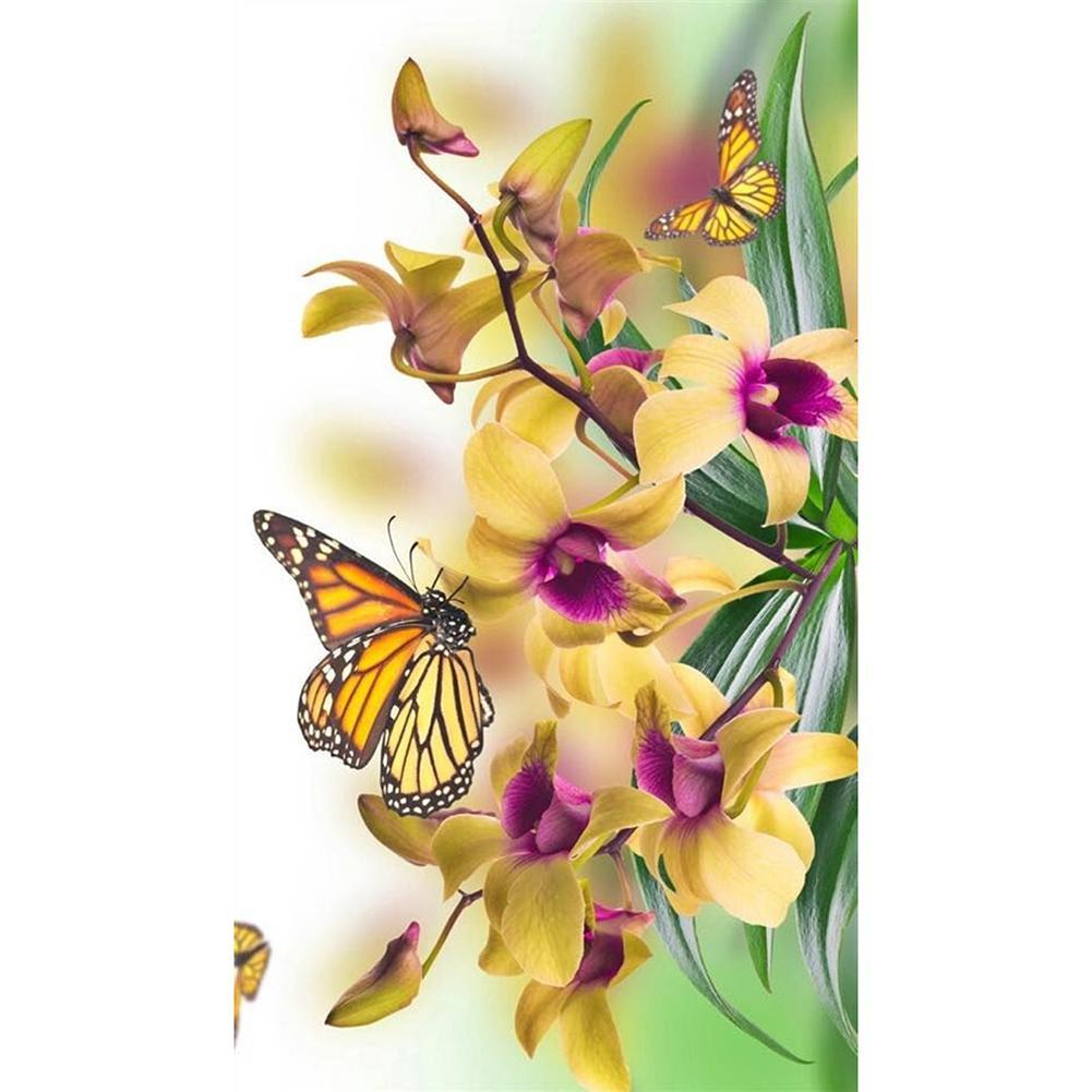 Butterfly DIY Full Drill Diamond Painting