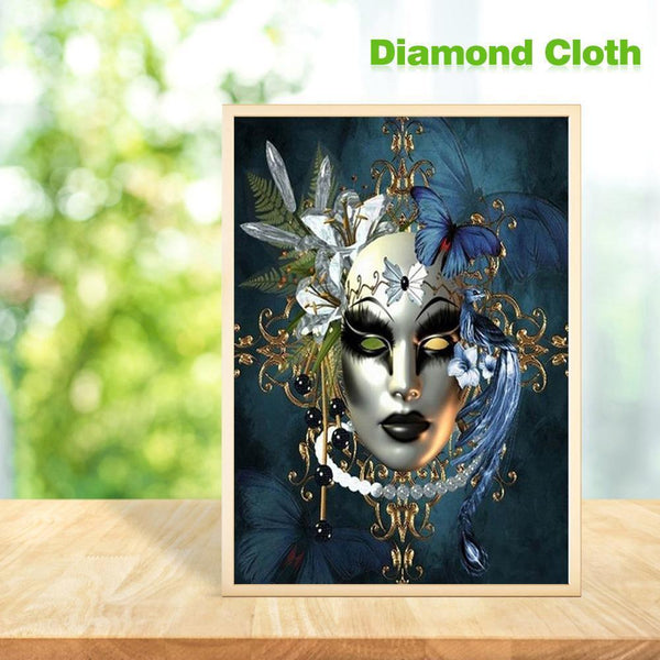 Beauty DIY Full Drill Diamond Painting Art
