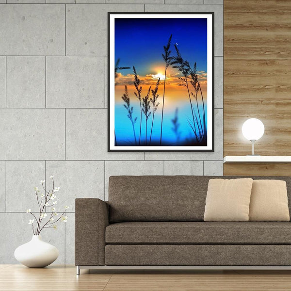 Scenery DIY Full Drill Diamond Painting