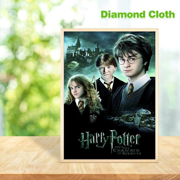 Harry Potter - Full Drill DIY Diamond Painting