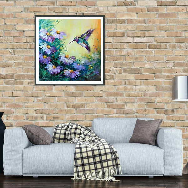 Bird DIY Full Drill Diamond Painting