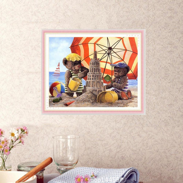 Bear DIY Full Drill Diamond Painting