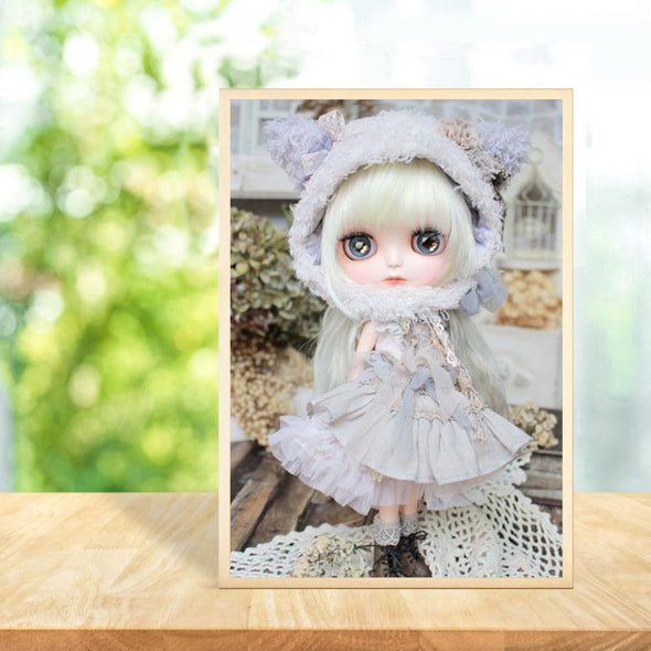 Doll DIY Full Drill Diamond Painting