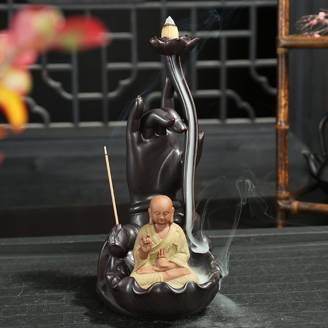 Premium Incense Holder Tower In Three Styles