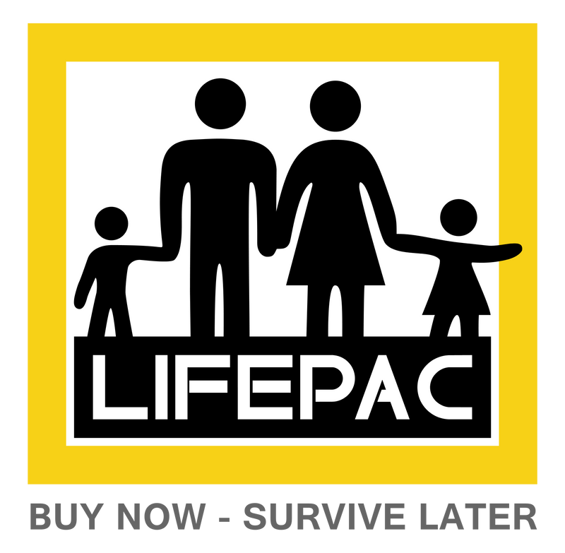 LifePac Survival Kits