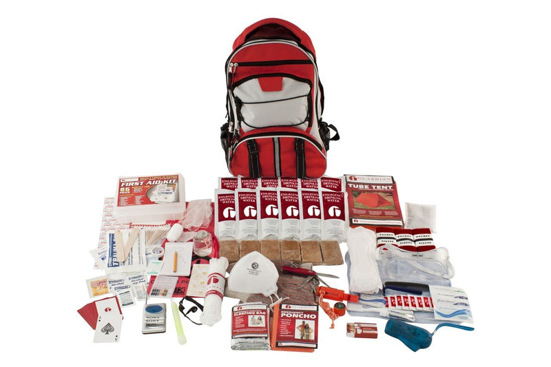2 Person Survival kit | NZ Emergency Survival Kits | Earthquake Kit