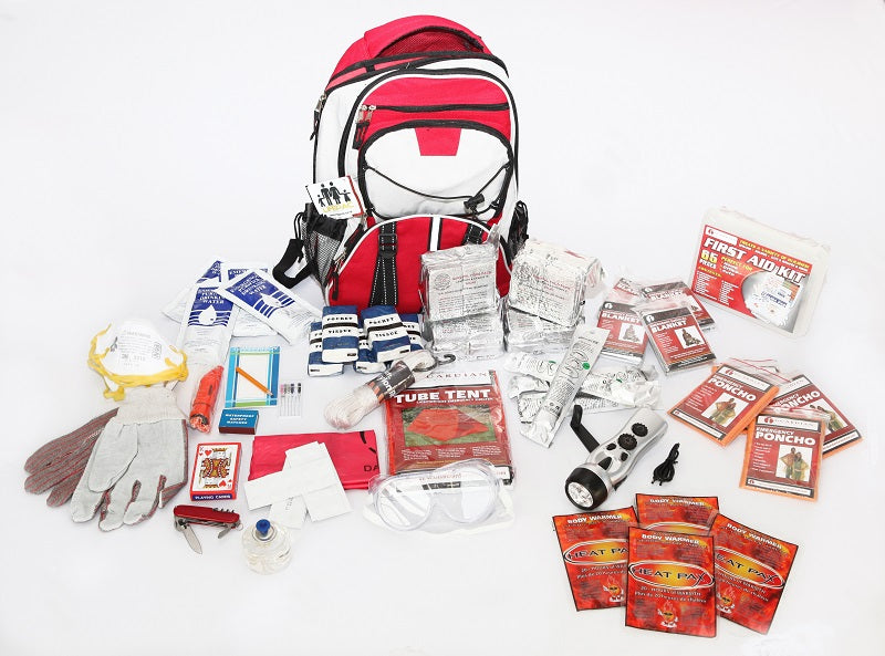 5 Person Survival Kit | NZ Emergency Survival Kit | Earthquake Kit