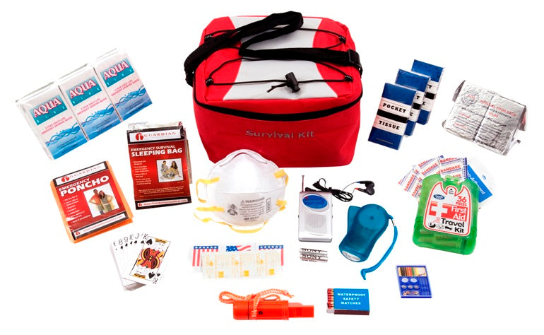Car Survival Kit | Company Vehicle | NZ Emergency Survival | Earthquake Kit