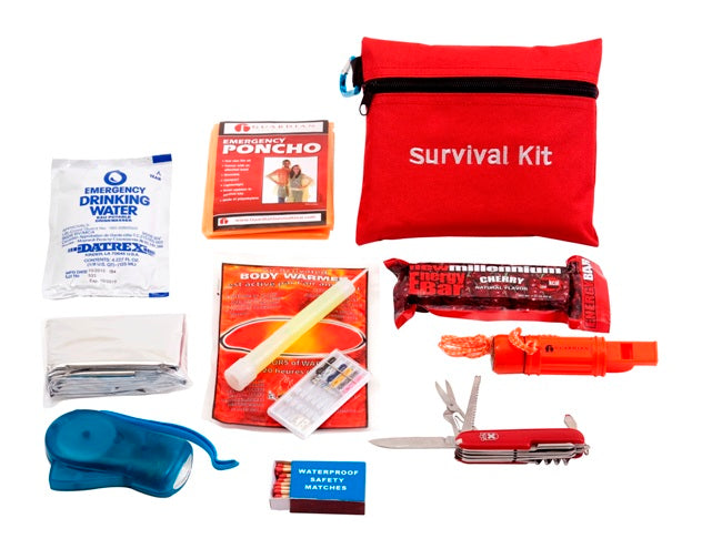 Mini Survival Kit -Hunting-Hiking | LifePac Survival Kits NZ |