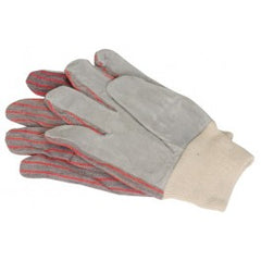 Leather Palm Gloves | Emergency Survival Kits NZ | Construction
