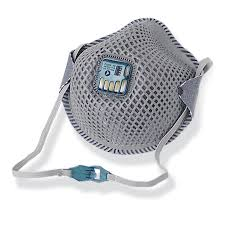 Pro Choice Premium Mesh-(P2) With Valve & Active Carbon Filter