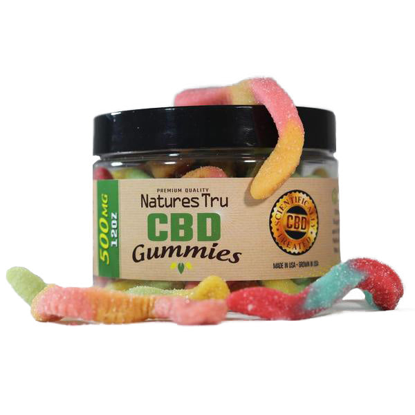 CBD Gummies - Edible Treats Infused with Pure CBD Extract