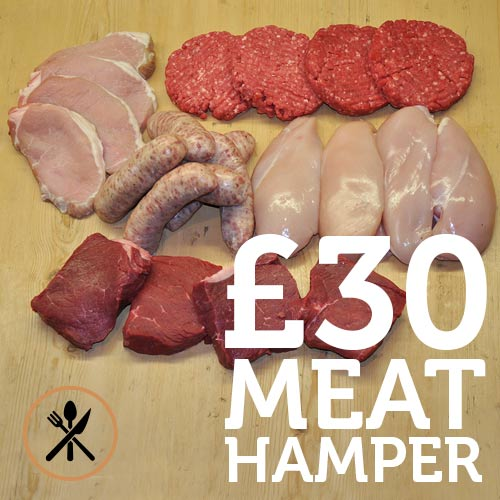 £30 Meat Only Hamper