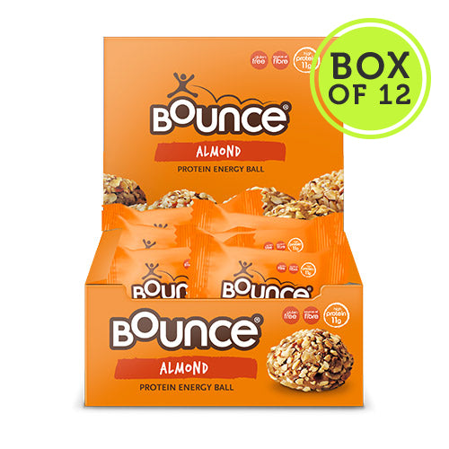 Bounce Almond Protein Balls - Box of 12