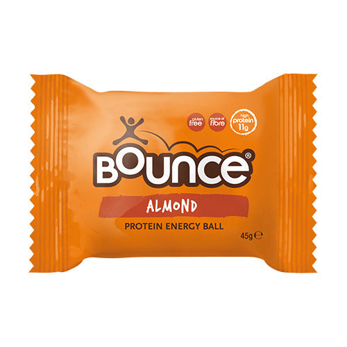 Bounce Almond Protein Balls Box Of 12 Boostfoods Com
