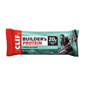 Clif Builder's Individual Bar Flavour: Chocolate Mint