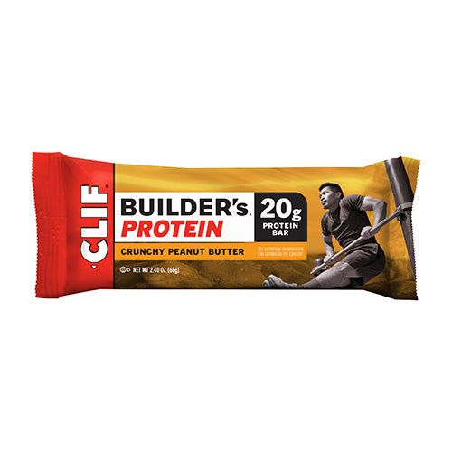 Clif Builder's Individual Bar Flavour: Chocolate Peanut Butter