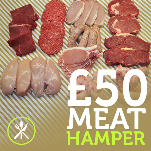 £50 Meat Only Hamper