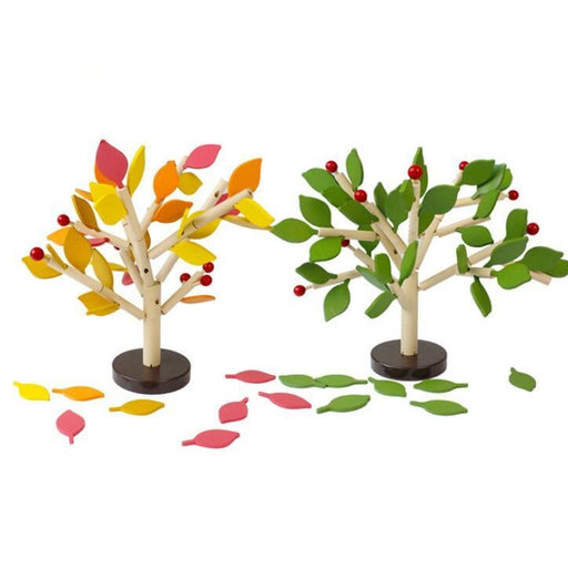 3D Tree Puzzle