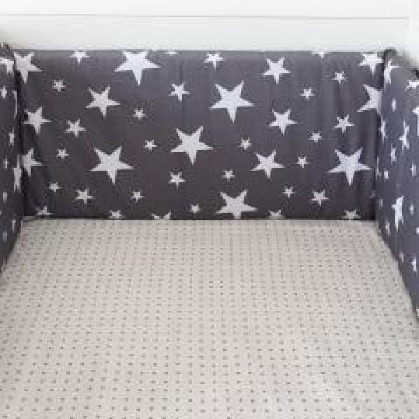 Baby Bed Bumper - Star Network