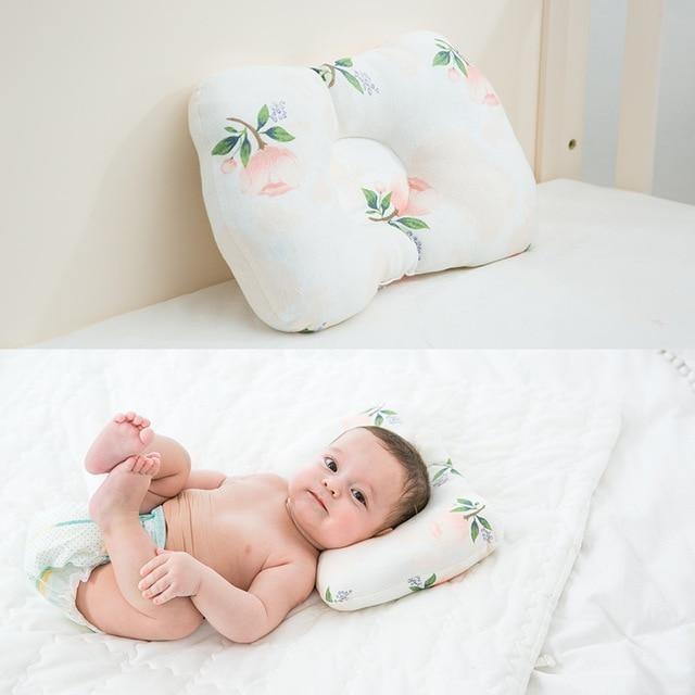 Baby Pillow - Rose