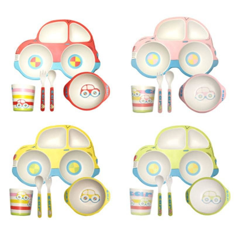 Car Baby Feeding Set
