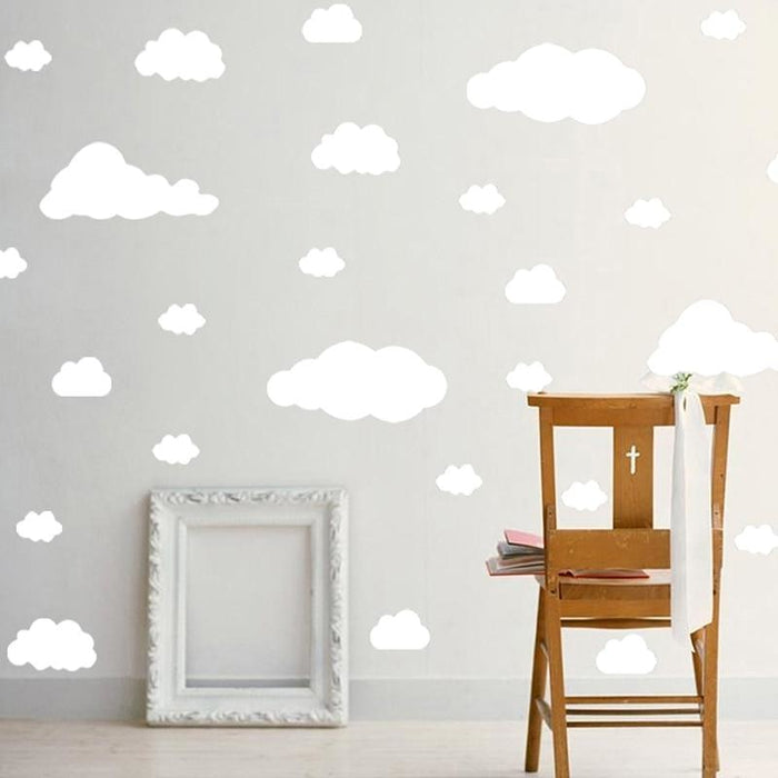 Clouds Wall Stickers