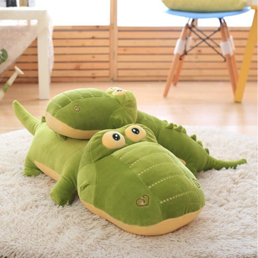 Crocodile stuffed toy